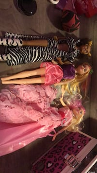 3 Barbie doll each for 3$ Winnipeg, R2V 2H3