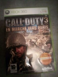 Call of Duty 3 xbox360 Angresse, 40150