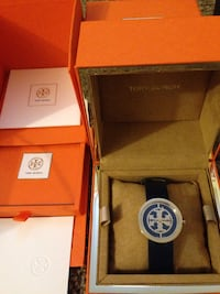 Tory Burch blue watch with box Tucson, 85719
