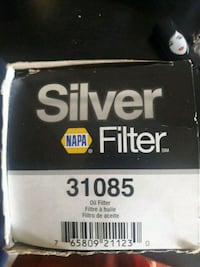 Brand new oil filter Edmonton, T5Y