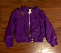 Toddler Girl Jacket Spring, 77388