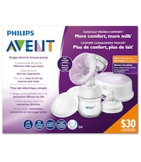 Philips Avent Comfort Single Electric Breast Pump Vaughan, L4J