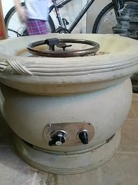 white and gray slow cooker Longueuil, J4M 1W2