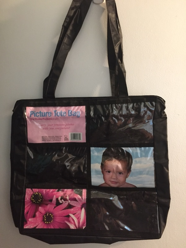 Picture tote bag