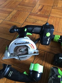Black and green makita circular saw Arlington, 22204