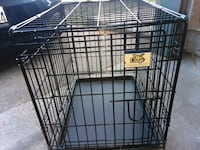 Small dog training kennel 50$ obo Mississauga, L4Z 4E9