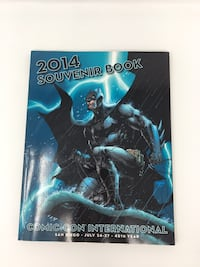 Comic-Con International San Diego 2014 Souvenir Book