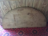 Foldable wood laminated top expand any table to 60 inch round top. Annandale, 22003