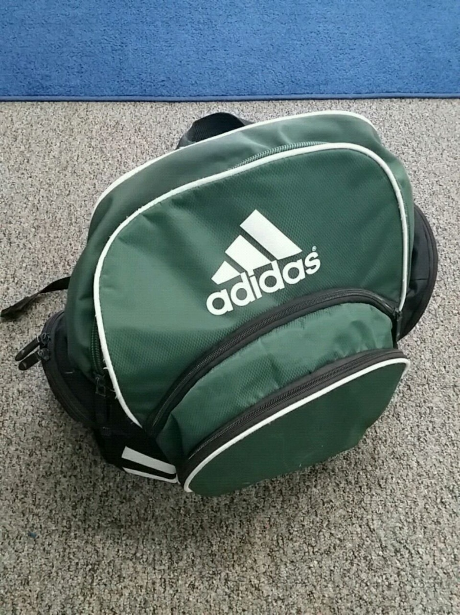 Photo Soccer backpack (addidas)