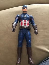 Captain America Voice activated Vaughan
