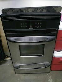 black and gray induction range oven Ceres, 95307
