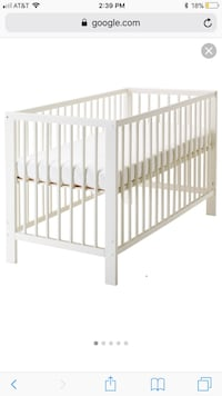 IKEA Gulliver Crib  Chevy Chase View, 20895