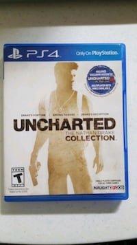 Uncharted The Nathan Drake Collection Ps4  Chicago, 60607