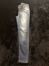 blue denim stone wash jeans New York, 11369