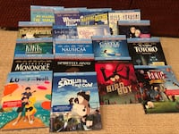 18 Studio Ghibli (GKIDS) Movies - not opened Oakville, L6H 7C4