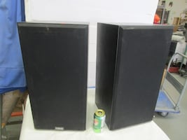 Set of 2 speakers hauts-parleurs YAMAHA NS-C386 (in excellent condition)