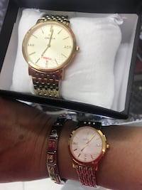 Watch Omega set for 2 Men & ladies , brand new Calgary, T2B 3G1