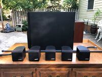 Bose Acoustimass Module system with 5 speakers Odenton, 21113