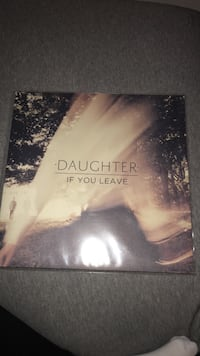 Daughter- if you leave vinyl Os, 5209