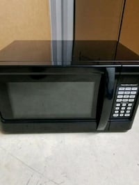 black and gray microwave oven 225 km