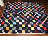 Large cozy handmade machine quilted quilt Vine Grove, 40175