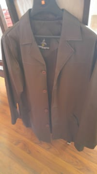 mens leather jacket Pickering