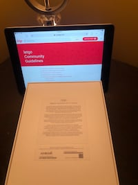 iPad 6th generation wi-fi + Cellular Windsor, N8N 4J6