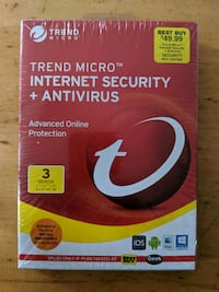 Trend Micro Antivirus 6 month subscription Somerville, 08876