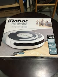 Roomba 540 (negotiable)  3163 km