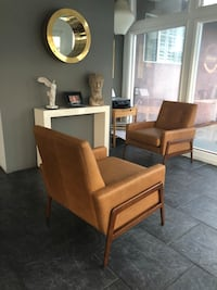 Mid Century Modern Style Article Nord Lounge Chairs West Covina, 91790