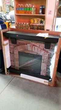 Electric fireplace  Mississauga, L4X 1R1