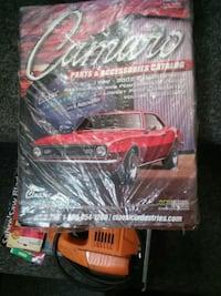 Camaro parts and accessorie as you can ses catalog Council Bluffs, 51501