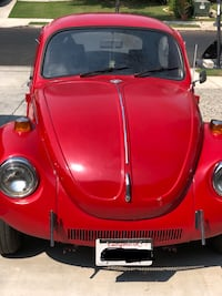 Volkswagen - The Beetle - 1971 Bakersfield, 93312
