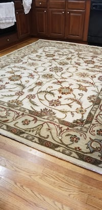 Bashian Area Rug- 100% Virgin Wool Pile Burke