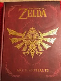 Legend of zelda artbook 44 km
