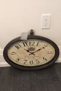 Brand new clock. Tag still on no box  New Tecumseth, L0G 1W0