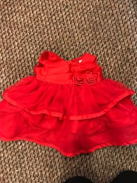 women's red skirt Calgary, T2B 1X5