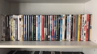 assorted DVD movie case lot Laval, H7N 5G6