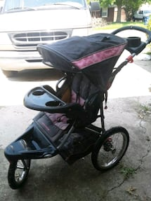 Stroller (baby trend expedition jogger)