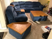 Sectional Sofa ROCKVILLE