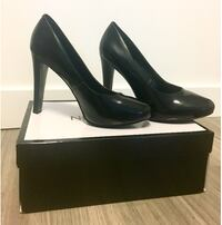Brand New Nine West Leather Pumps Size 8.5