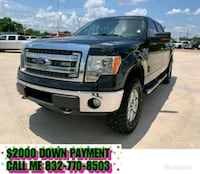 Ford - F- [TL_HIDDEN]  $ 2000 DOWN PAYMENT Houston