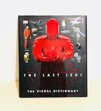 Star Wars The Last Jedi The Visual Dictionary by Hidalgo, Pablo