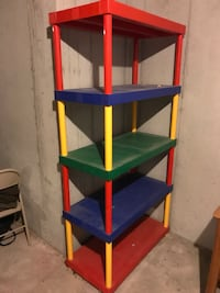Shelving - primary color Shawnee, 66227