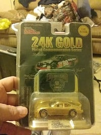 black and yellow die cast car Smithville, 37166