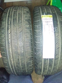 Brand new tires size 225/60R16