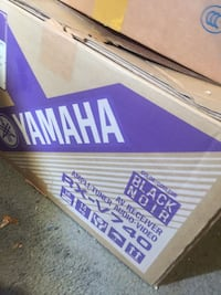 I'm offering Yamaha 7.2 receiver new never used  instructions still in box with remote  not unwrapped Calgary, T2L