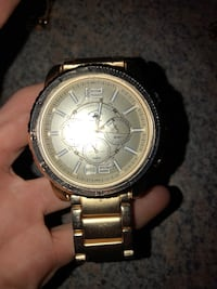 Gold polo watch Keswick, L4P 1C6
