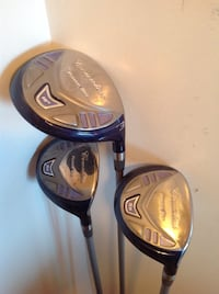 two black and white golf clubs Windsor, N9A 1P5