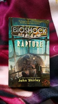 Bioshock Rapture by John Shirley  Zanesville, 43701